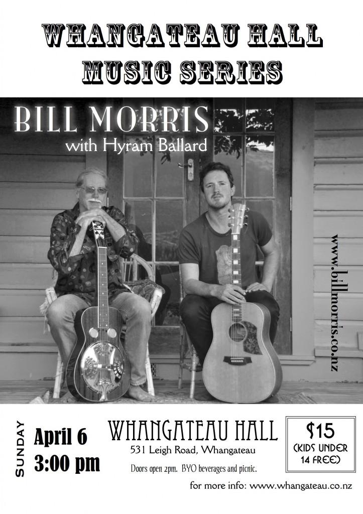 Bill Morris and Hyram Ballard Show.