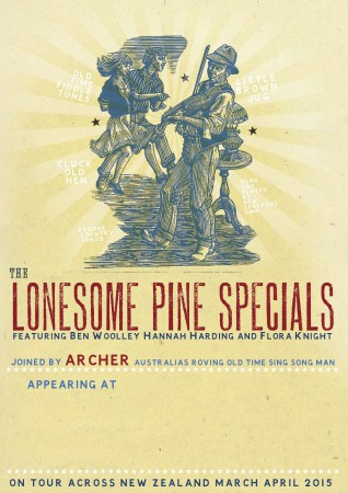 Lonesome Pine Specials & Archer TOUR