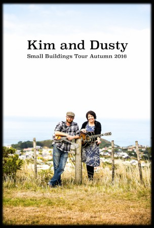 Kim and Dusty. Wellington, New Zealand. Wednesday, 9 March 2016. Photo: Dave Lintott / lintottphoto.co.nz