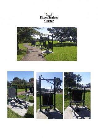 Fitness Trail Stations 5-6