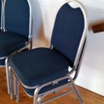 Hook-sided chairs