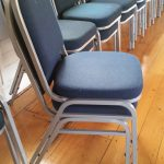 Smooth-sided chairs