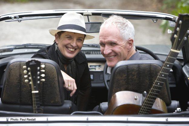 Mark Laurent and Brenda Liddiard